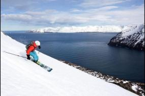 Skiing the Mountains and Fjords of the North (6 Days) tour