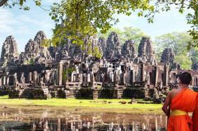 Cambodia & Thailand Traveller tour