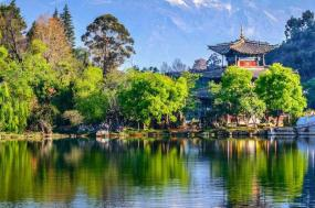 Splendours of China tour