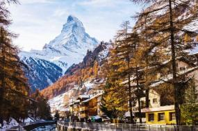 3-Day Glacier Express Swiss Rail Holiday tour