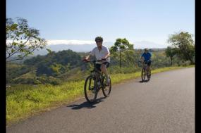 Costa Rica Coast to Coast Ride tour