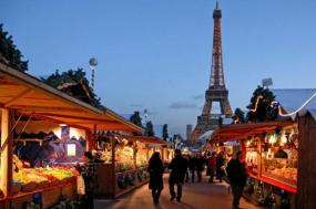 10-Day European Christmas and New Year Tour Package**Christmas in Paris -- NYE in Amsterdam** tour