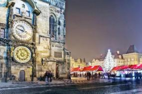 14-Day Christmas in Europe Tour Package**Celebrate Christmas in Prague!** tour