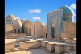 Golden Road To Samarkand tour