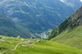 Trekking the Tour de Monte Rosa tour