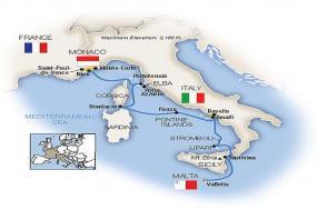 Treasures of the Mediterranean - Northbound 2019 tour
