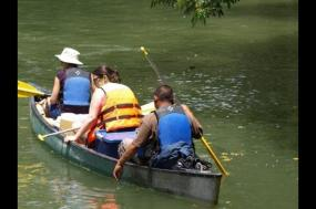 2 Nights Canoeing Belize River Expedition tour