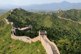 China Adventure tour