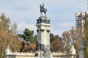 Madrid to Rome tour
