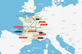 Ultimate France tour