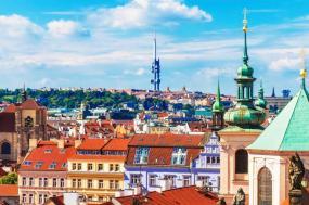 Prague to Budapest Ride tour