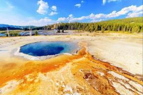 8-Day Canadian Rockies & Yellowstone Tour From Seattle tour