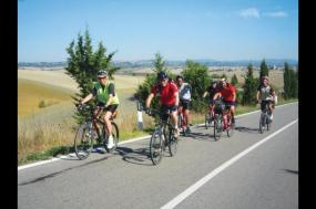 Cycle Tuscany: Pisa to Florence tour
