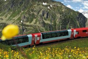 Alpine Railway Journey - Limited Edition tour
