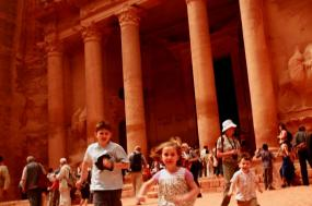 The Lost City of Petra tour