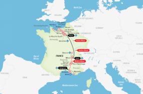 Grand France tour