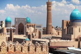 Central Asia – Multi-Stan Adventure tour