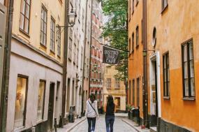 Oslo to Stockholm tour