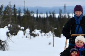 Finnish Winter Adventure tour