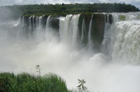 Iguazu Falls By Plane tour