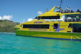 Society Islands, Cook Islands, Tonga & Fiji tour