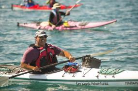 Kayaking in Baja: La Paz tour