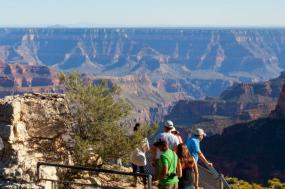 Grand Canyon North Rim Camping Weekend