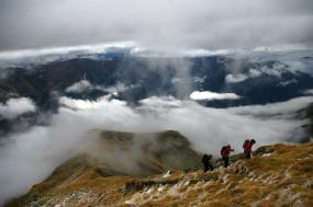 Hiking the 3 of the most beautiful mountains of Romania tour