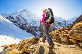 Walking Annapurna tour