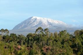 Kilimanjaro climb Rongai route 7 days tour