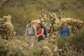 Superstition Wilderness Guided Backpacking