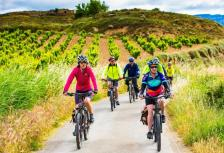 Cycling in La Rioja  tour