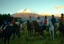 Active Ecuador Short - Multisport Trip tour