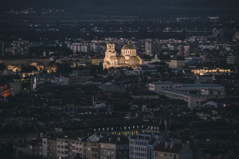 Alexander Nevsky Cathedral, Bulgaria