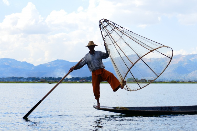 Myanmar & the Irrawaddy tour
