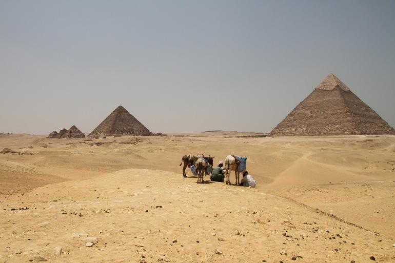 Pathways of the Pharaohs