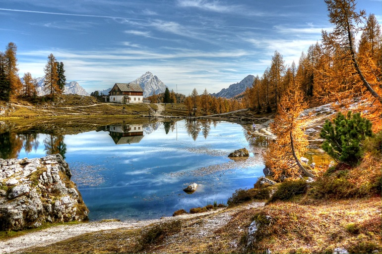 Nature view of - -Dolomites-3416134-P