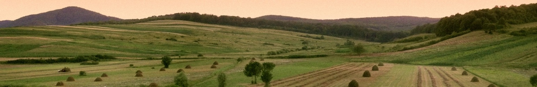Beautiful nature of Transylvania, Europe