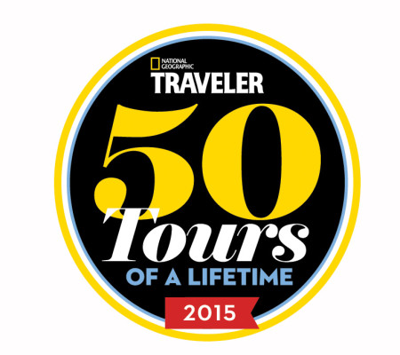 National Geographic 2015 Best Tours of a Lifetime