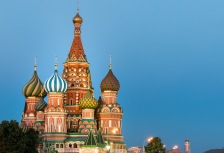 Moscow tour attraction, the Red Square