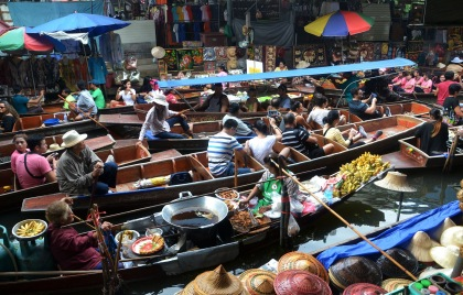 Thailand Food Tours Attractions