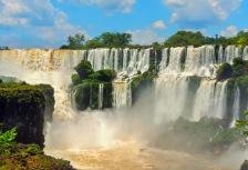 Iguassu Falls Attractions