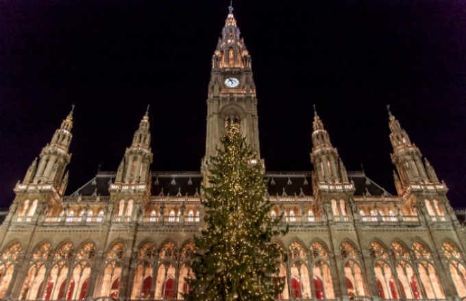 Christmastime in Germany and Austria- Westbound tour