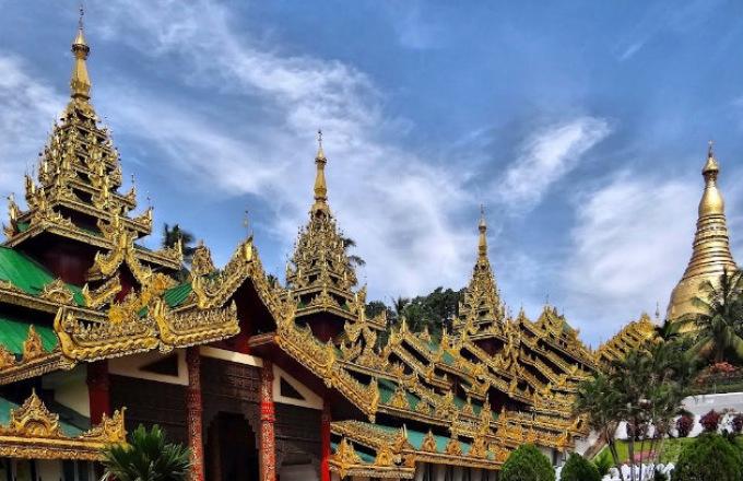 Memories of Mandalay tour