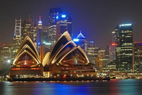Australia & New Zealand tour