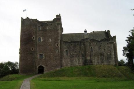 The Uk - Scotland Untour tour