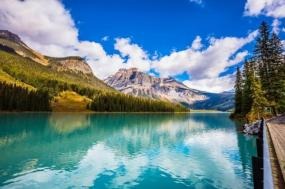 7 Day Western Canada Small Groups National Parks Tour