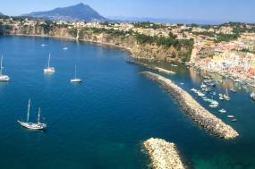 Sail Italy - Procida to Amalfi tour