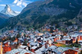 Switzerland and Austria with Oberammergau summer 2020 tour