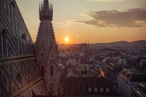 London to Budapest on a Shoestring tour